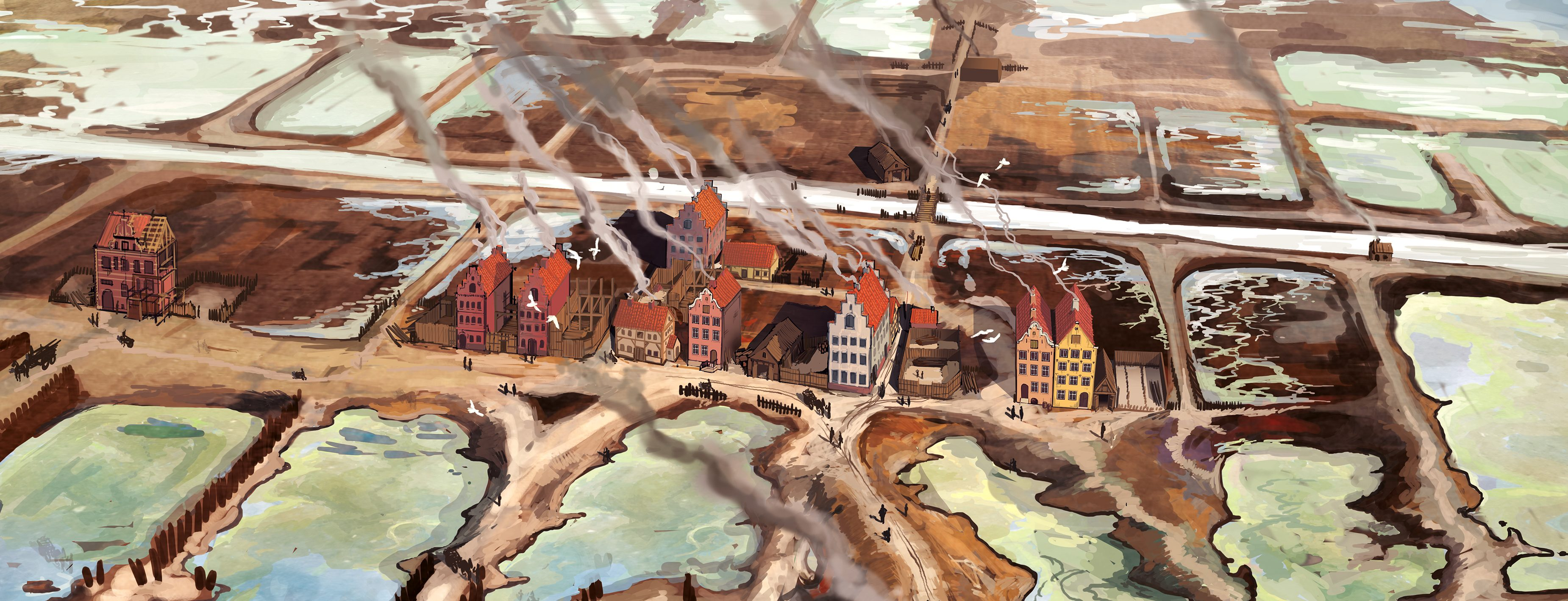 Særudstilling om Christianshavn er åbnet